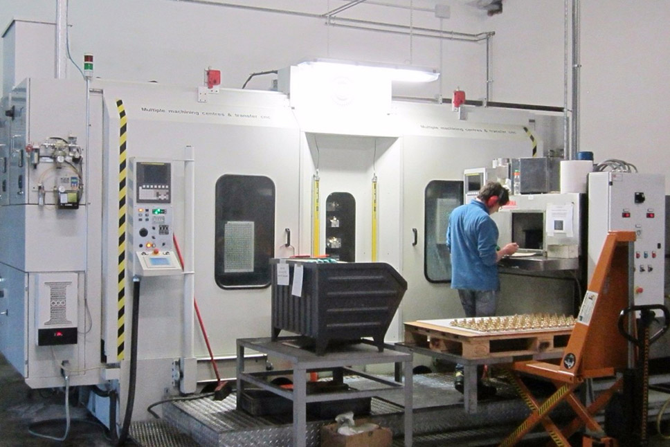 Mechanical Machining Department